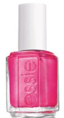 Essie nail polish SEEN ON THE SCENE aim to misbehave glimmer brights collection 2016 # e986